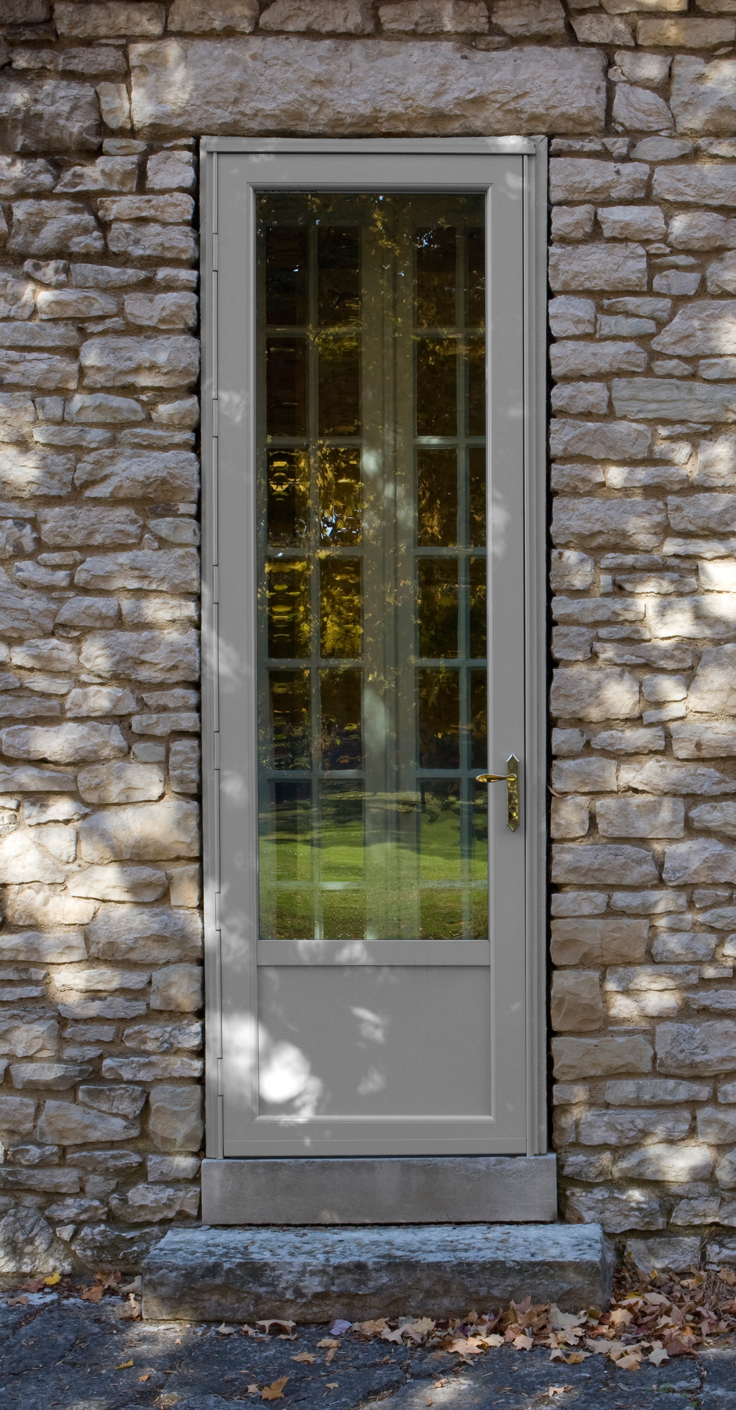 panel of storm doors full strom north door wood with jersey panels sta glass size